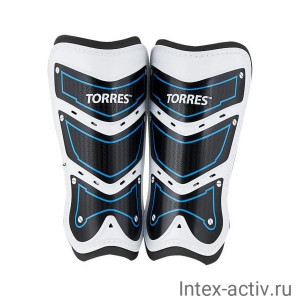 Щитки футбольные Torres Training арт. FS1505S-BU р.S