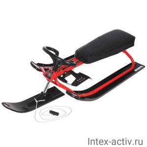 """Снегокат СНК.10 """"Kiddy"""" красный"""