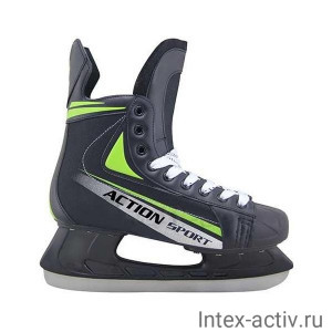 Коньки хоккейные Action PW-434 р. 40