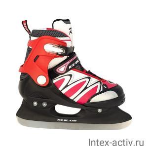 Коньки ледовые раздвижные Ice Blade Raf р.XS/26-29