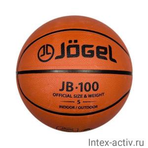 Мяч баскетбольный Jogel JB-100 №5