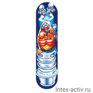 "Скейтборд Action PWS-600 (31""х8"")"