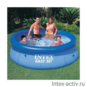 "Надувной бассейн Intex 28110NP ""Easy Set Pool"" 244х76см"