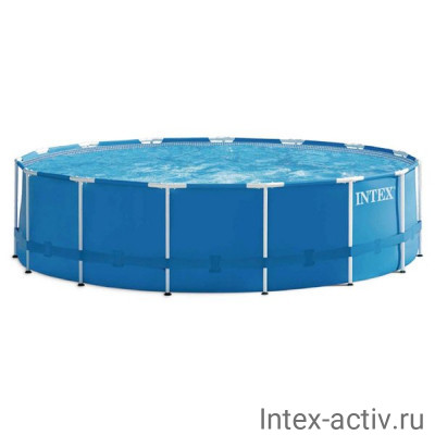 "Бассейн каркасный Intex 28242NP ""Metal Frame Pool"" 457х122см"