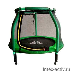 "Батут DFC JUMP KIDS 48"" 48INCH-JD-LG зеленый, сетка (120см)"