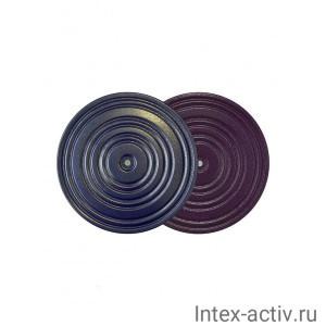 Диск здоровья SportElite SE-2020 сиренево-синий