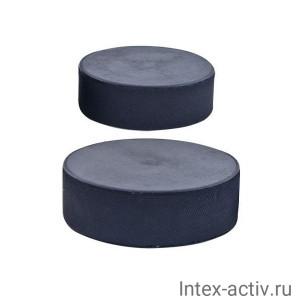 Шайба хоккейная малая РОССИЯ