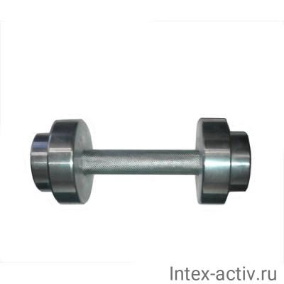 Гантель (1 шт) 4 кг сборная Россия